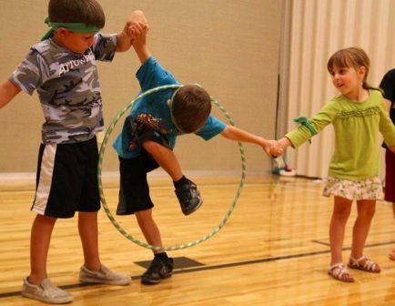 hoop relay
