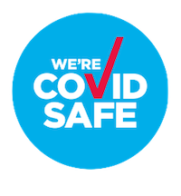 Covid Safe badge